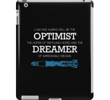 Dr. Who Sonic Screwdriver  iPad Case/Skin