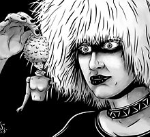 Pris by njacksonart