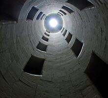 Stairwell of Chambord by Arie Koene