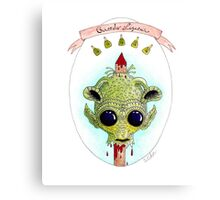 Greedo Liqueur Canvas Print