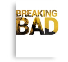 BREAKING BAD Metal Print