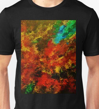 EXPLOSION OF COLOUR 2 Unisex T-Shirt