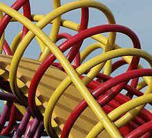 Pipes on a Playground by rhamm