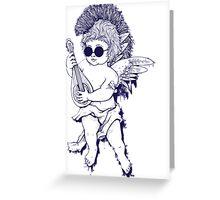 Angel Rock Greeting Card