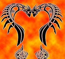 Phoenix Tribal by RamsesXll