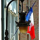French Flag II by Claire McCall