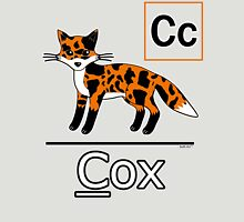 Cow + Fox = Cox (alphabet book style) T-Shirt
