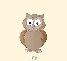 Ody Owl - Joy by JohanPlago