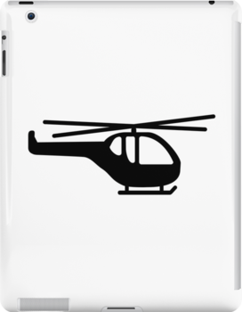 Helicopter pilot aviation by Designzz