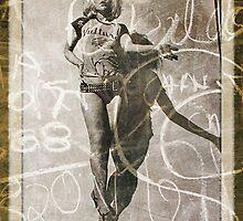 Debbie Harry by caroleanne
