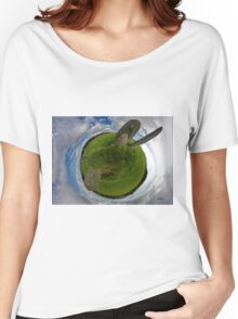 Beltany Stone Circle, Donegal Women's Relaxed Fit T-Shirt