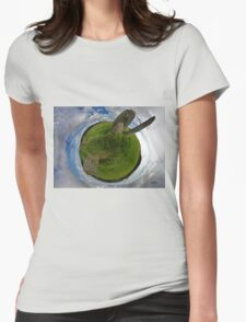 Beltany Stone Circle, Donegal Womens Fitted T-Shirt