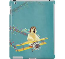 Bear likes Candy iPad Case/Skin
