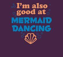 Mermaid Dancing Womens Fitted T-Shirt