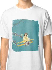 Bear likes Candy Classic T-Shirt
