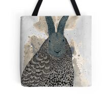 Hare - owl Tote Bag