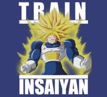 Train insaiyan - Ultra Trunks by Ali Gokalp