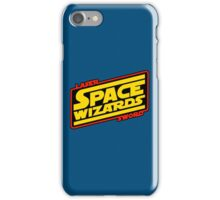 LASER SWORD SPACE WIZARDS iPhone Case/Skin
