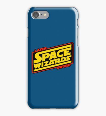 LASER SWORD SPACE WIZARDS iPhone Case/Skin