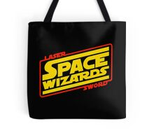 LASER SWORD SPACE WIZARDS Tote Bag