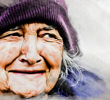 Senility Smile by Vicasso