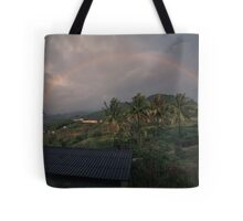 From End to End. Tote Bag
