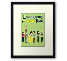 It's Always An Adventure With You Framed Print