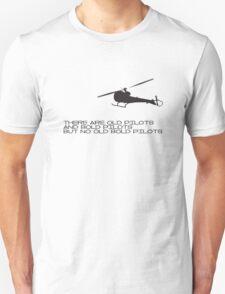 Bold Pilots Unisex T-Shirt