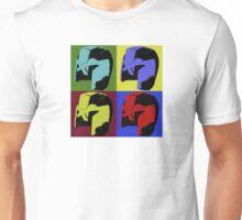Pop Art Judge Helmet Unisex T-Shirt