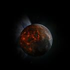 The Red Planet by iDesign96