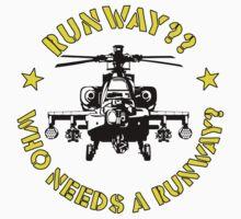 Runway 2 by rattleship