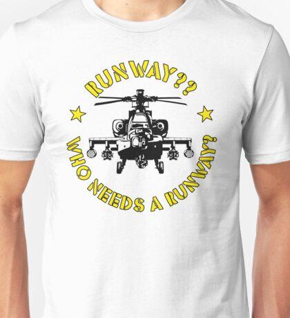 Runway 2 Unisex T-Shirt