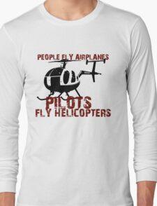 Pilots Long Sleeve T-Shirt
