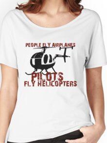 Pilots Women's Relaxed Fit T-Shirt