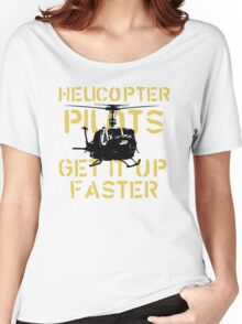 Up Faster Women's Relaxed Fit T-Shirt