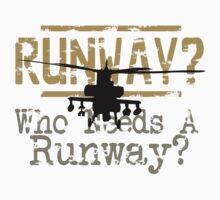 Runway 6 by rattleship