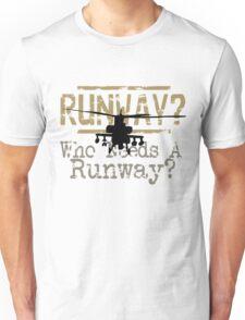 Runway 6 Unisex T-Shirt