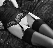 Boudoir Black. by Dave Hare