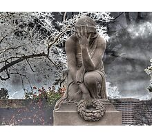 Weeping Angel #7 Photographic Print