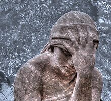 Weeping Angel #3 by stephenrdrage