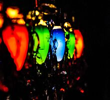 Fairy Lights by A.David Holloway