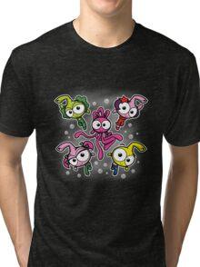 Power Snorks Tri-blend T-Shirt