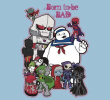 Born to be Bad One Piece - Short Sleeve
