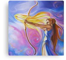 Arrows of Desire Canvas Print