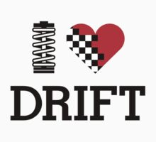 I Love Drift - 1 by TheGearbox