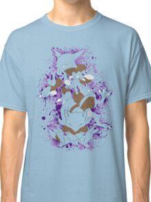 Abra, Kadabra, Alakazam Splatter Classic T-Shirt