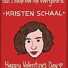Kristen Schaal by Ben Kling