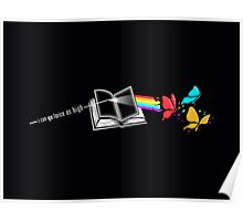 Dark Side of the Reading Rainbow Poster