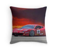 Ferrari F458 No 59 Throw Pillow