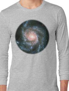 Whirlpool Galaxy Original   Fresh Universe Long Sleeve T-Shirt